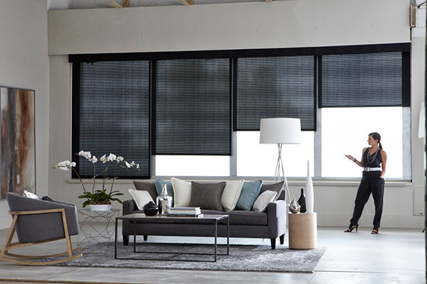 The Benefits of Motorised Blinds
