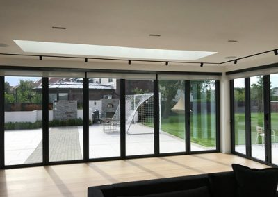 Penarth Bi-Fold Roller Blinds 1