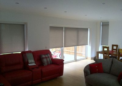 Motorised Blind Installation